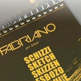 Carta, Album schizzo e sketchbook