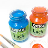 Colori acrilici lucidi Deka Lack