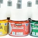 Colori per la stoffa, Colori per la seta Pebeo Setasilk
