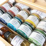 Confezioni pigmenti in polvere