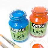 Colori per la decorazione, Deka Lack smalto acrilico 25ml