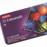 Matite colorate, pastelli, Derwent Coloursoft confezioni