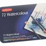 Matite colorate, pastelli, Derwent Watercolor confezioni
