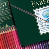 Matite colorate, pastelli, Faber Castell Watercolor