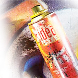 Colori acrilici spray, Spray acrilici Idea Maimeri 200ml