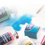 Colori per dipingere, Colori ad acquerello