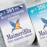 Colori ad acquerello, Acquerello Maimeri Blu goded