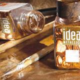 Maimeri Idea per vetro, Colori per vetro Metallici Maimeri Idea