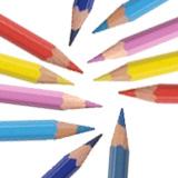 Matite colorate, pastelli, Koh-I-Noor Mondeluz sfuso
