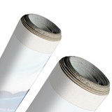 Tela in rotoli e tela metraggio, Tela puro Lino in rotoli H 105 cm