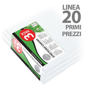 Tele Didattiche Primi Prezzi 3Pack - Linea 20