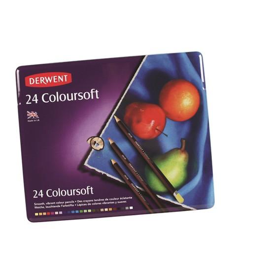 matite Derwent Coloursoft, prezzi Colour soft