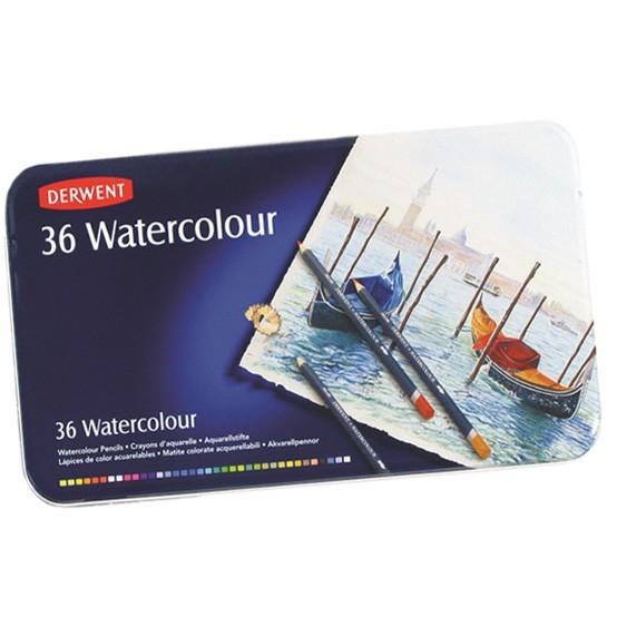 matite acquerellabili Derwent Watercolor, prezzi matite acquerellabili, comprare matite acquerellabili
