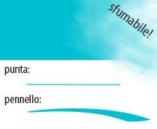 452 Process Blue - Pennarello Tombow Dual Brush, offerte e prezzi Tombow Dual Brush