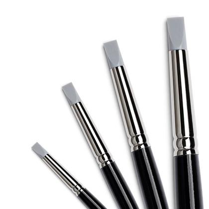 pennelli in silicone offerta pennelli gomma tintoretto
