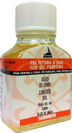 OFFERTA Olio di lino, per pittura ad olio - prezzi e formati ...