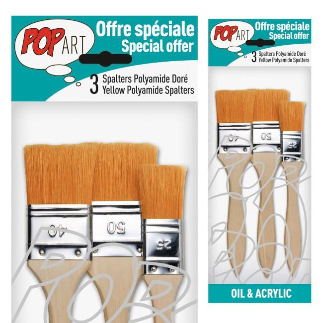 pennellesse pelo sintetico prezzi pennellesse per pittura online comprare pennellesse per pittura offerta set pennellesse
