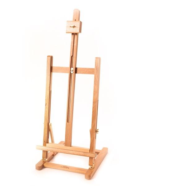Cavalletto in legno Phoenix B74 a base quadrata da tavolo offerta