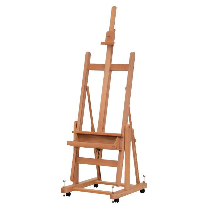 Offerta cavalletto da studio mabef cavalletto per pittura cavalletto per artisti cavalletti - Cavalletto da pittore da tavolo ...