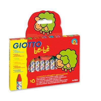 Offerta Giochi Creativi Per Bambini Giotto Bebè La Pastelloni