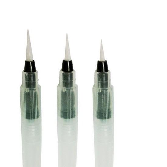 Pennello con serbatoio pen brush, penna con serbatoio, pennello per acquerello con riserva d'acqua, prezzi pennello con serbaotoio