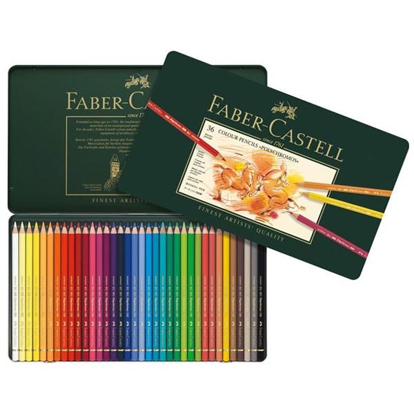 Faber Castell Polychromos, PREZZI matite offerte Polychromos