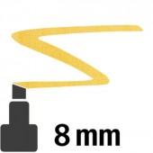 55 Oro - 8mm pennarello acrilico Pebeo Marker 4Artist