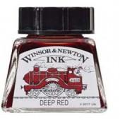 227 Rosso scuro - Inchiostro Winsor e Newton 14ml