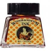 449 Arancio - Inchiostro Winsor e Newton 14ml