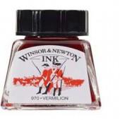 680 Vermiglio - Inchiostro Winsor e Newton 14ml