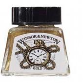 283 Oro (non indelebile) - Inchiostro Winsor e Newton 14ml