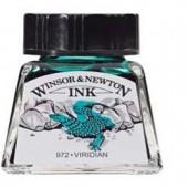692 Verde veronese - Inchiostro Winsor e Newton 14ml