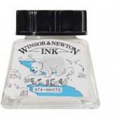 702 Bianco - Inchiostro Winsor e Newton 14ml