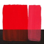 266 Rosso trasparente - Maimeri Acrilico 200ml