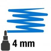 010 Blu scuro - 4mm pennarello acrilico Pebeo Marker 4Artist