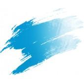 12 Blu ceruleo - Acquarello Pebeo Watercolor mezzo godet