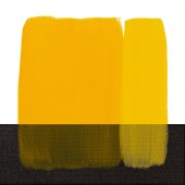 083 Giallo di cadmio medio - Acrilico Maimeri Polycolor 140ml