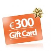 300 Buono regalo Gift Card comprare buono regalo