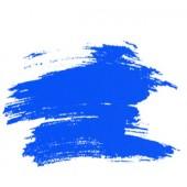 466 Blu cyan primario - offerta Colori Acrilici fine Phoenix - flac. 500ml