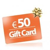 50 Buono regalo Gift Card comprare buono regalo