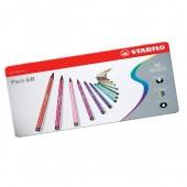 pennarelli, comprare pennarelli online, pennarelli Stabilo Pen68, prezzi pennarelli