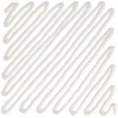 017 Contorno Bianco platino - Idea Vetro rilievo Finto Piombo