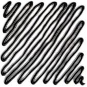 530 Contorno Nero - Idea Vetro rilievo Finto