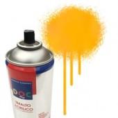 55007 Giallo - Colore spray acrilico DocTrade bombetta 400ml colore acrilico spray brillante e coprente
