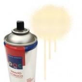 55013 Avorio - Colore spray acrilico DocTrade bombetta 400ml colore acrilico spray brillante e coprente