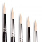 pennelli per olio tintoretto sintetico setola