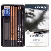 lyra sketching collection chiaroscuro offerta online prezzi scatola chiaroscuro prezzi chiaroscuro derwent