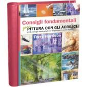 Libro Consigli fondamentali Dipingere con gli acrilici