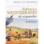 Libro Paesaggi mediterranei ad acquarello - Il Castello Editore