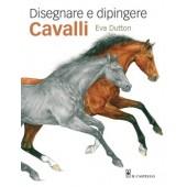 Libro Disegnare e dipingere Cavalli - Il Castello Editore